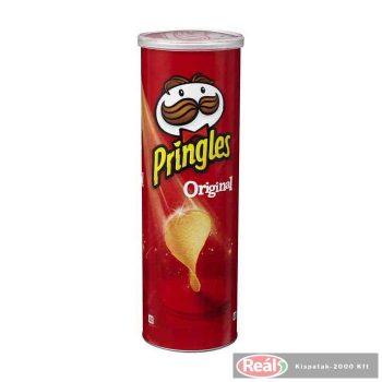 Pringles chips 165g original