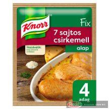 Knorr alap 35g 7 sajtos csirkemell