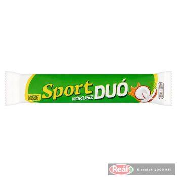 Sport szelet 60g kókusz Duo