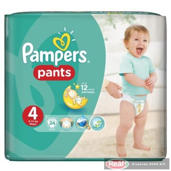 Pampers Carrypack pelenka 24db maxi 4