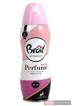 Brait légfrissítő aeroszol 300ml Purple lips