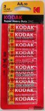 Kodak SHD ceruza elem AA 10db/csomag