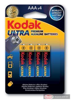 Kodak ultra ceruza elem AA 4db/csomag