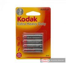 Kodak EHD mikro elem AAA 4db/csomag B4