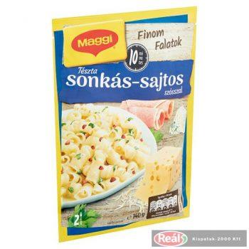 Maggi sonkás sajtos tészta 140g