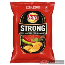 Lays chips 65g Strong  chili-lime