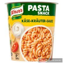 Knorr Snack tészta sajtos-zöldfűszeres szósszal 65/59g