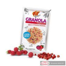 Fit granola műzli 70g piros gyümölcsös