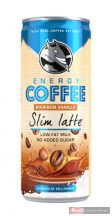 Hell Energy Coffee Slim Latte 250ml kávés tejital