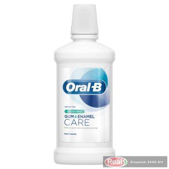 Oral-B szájvíz 500ml freshmint
