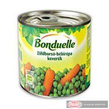 Bonduelle Créatif Duo- mladá mrkva s hráškom 400g