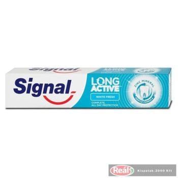 Signal fogkrém 75ml Natur E.Aktív szén