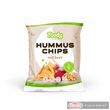 Foody Free Hummuschips céklával 50g