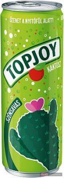 Topjoy szénsavas dobozos 0,33l kaktusz
