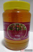 Virág méz 900g üveges