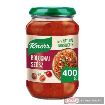 Knorr Üveges szósz 400g Bolognai