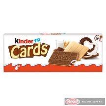 Kinder Cards keksz T(2x5)