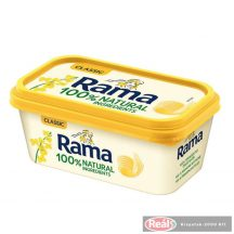 RAMA tégelyes 400g Classic margarin