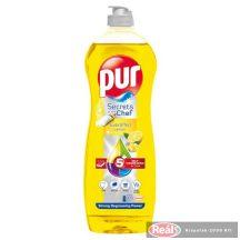 Pur kézi mosogatószer 750ml Chem Lemon