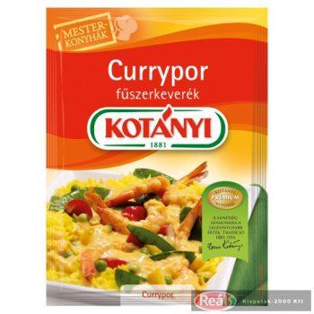 Kotányi currypor fűszerkeverék 27g