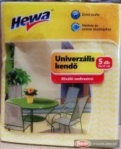 Hewa univerális törlőkendő 5db
