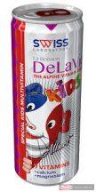 DeLaVie Kids vitaminital dobozos 0,25l Multivitamin