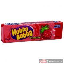 Hubba Bubba rágó 35g eper strawberry
