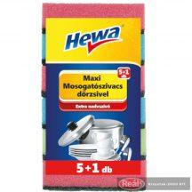 HEWA maxi dörzsi 5+1db