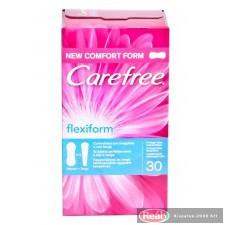 Carefree Flexiform Fresh Scent slipové vložky 30ks