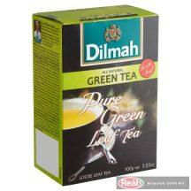 Dilmah tea 20x1,5g Pure Green natúr zöldtea