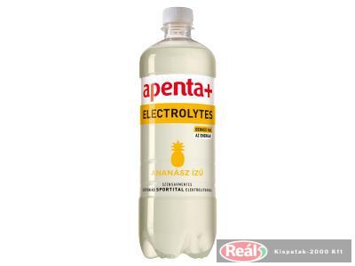 Apenta+ 0,75l Elelctrolytes anaász ízű funkcionális ital