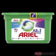 Ariel mosókapszula 13db Color&Style