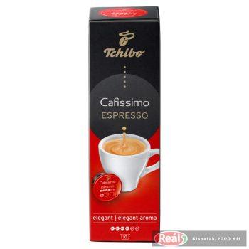 Tchibo Cafissimo kapszulás kávé Espresso Elegant 10x7g