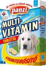 Panzi Kutya Puppy kölyökkutya Multivitamin(100db)