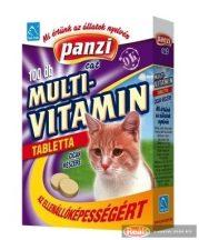 Panzi Macska Multivitamin(100db)