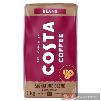 Costa Coffee Sifnature Blend Dark Roast 500G szemes kávé