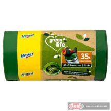 Hewa Green Life Szemeteszsák Easy Pack 35l/22db