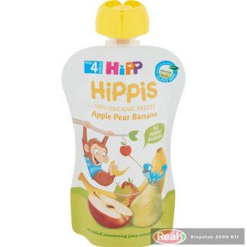 Hipp bébiétel 100g Alma-körte-banán