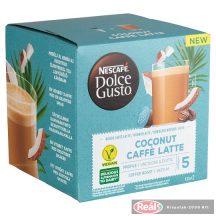 NESCAFÉ Dolce Gusto kávékapszula Coconut Caffé Latte 116,4 g