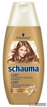 Schauma sampon 250ml q10 hajerősítő