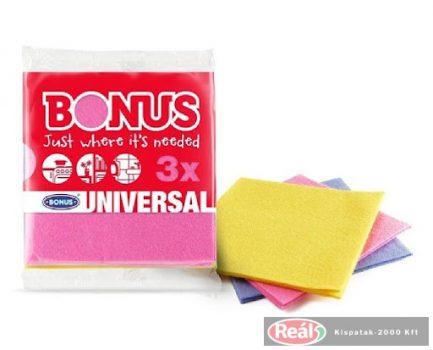 Bonus általános törlőkendő 3db 36x36cm