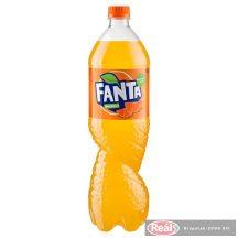Fanta szénsavas üdítő 1l narancs PET