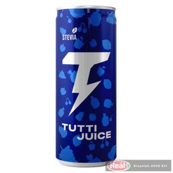 Tutti Juice szénsavas üdítőital 0,25l Tutti Frutti ízű