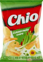 Chio Chips 60g Újhagymás