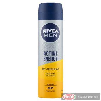 Nivea férfi izzadásgátló dezodor 150ml Active Energy