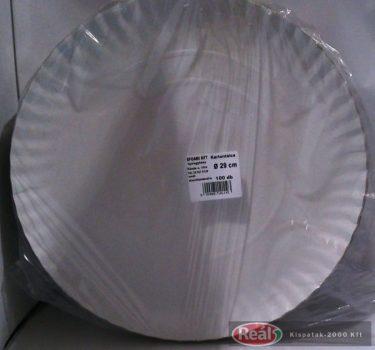 Tortatálca Kerek 29cm 100db