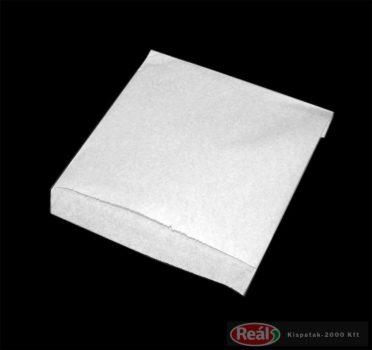 Zacskó Papír nyomatlan hamburgeres 200db