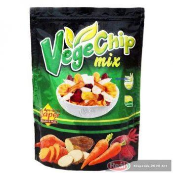 Vegechips zöldség chips mix 70g