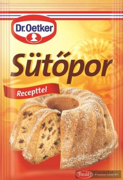 Dr.Oetker Sütőpor 4*12g