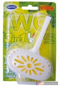 Mattes toalett frissítő rúd kosaras 40g citrom illat